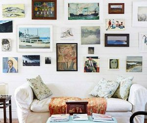 art, home, and interior image