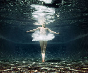 ballet, water, and dance image
