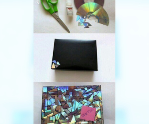 diy and cool diy with cd's image