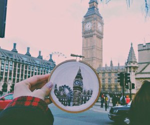 london, city, and beautiful image