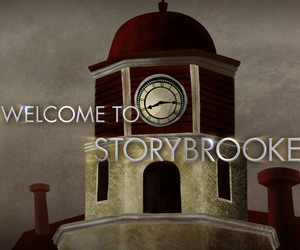 once upon a time, ️ouat, and storybrook image
