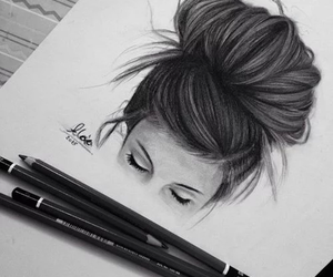 beautiful, disegni, and draw image