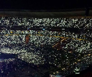 one direction and lights image