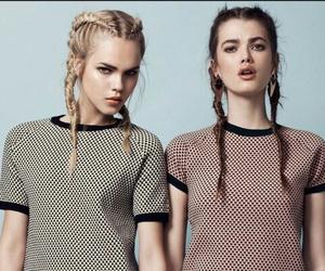 aesthetics, art, and braids image