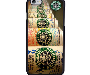 starbuck, iphone case, and samsung case image
