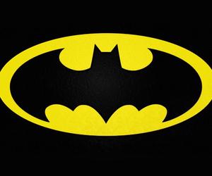 batman, black, and yellow image