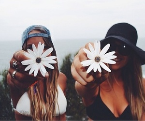 flower, bestie, and one direction image