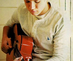 niall horan, one direction, and guitar image