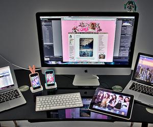 computer, foki, and mac image