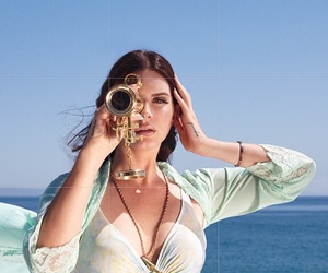 lana del rey, high by the beach, and lana image