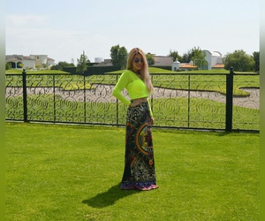 blogger, colors, and fashion image