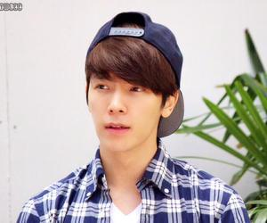 donghae and SJ image