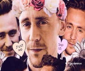 tom hiddleston and lockscreens image