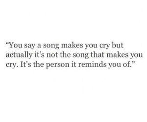 quote, sad, and music image