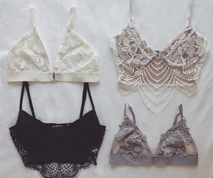 fashion, bra, and style image