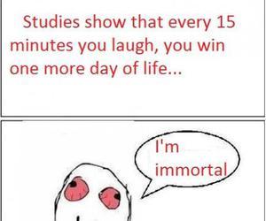 Immortal image