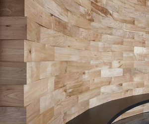 reclaimed wood, environmental design, and natural finish image