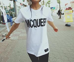 mcqueen, fashion, and Alexander McQueen image
