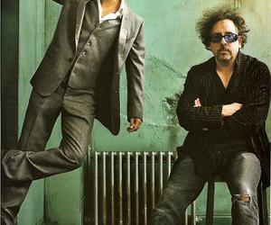 johnny depp and tim burton image