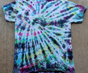 cool, diy, and tie dye image