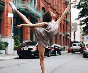 dance, girl, and newyork image