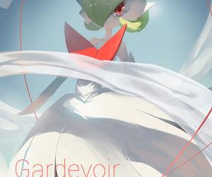 pokemon and gardevoir image