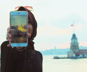 muslim, sea, and istanbul image