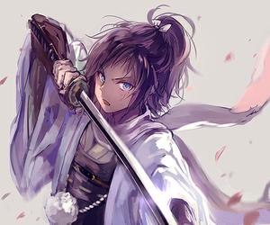 anime and touken ranbu image