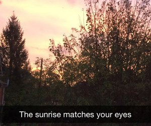 snapchat, nature, and pretty image