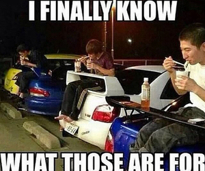 funny, car, and lol image
