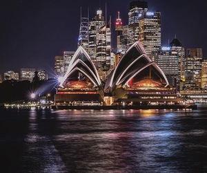architecture, opera house, and australia image