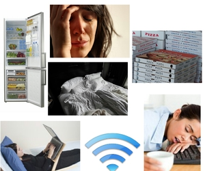 crying, funny, and starterpack image