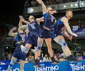 volley and ivan zaytsev image