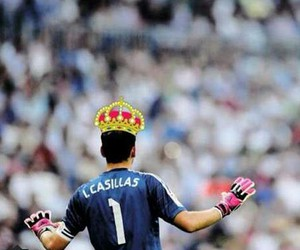 real madrid and casillas image