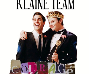 glee and klaine image