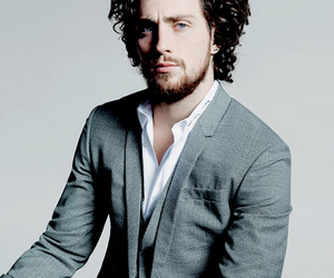 aaron taylor-johnson, quicksilver, and pietro maximoff image
