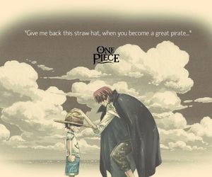 luffy, anime, and one piece image