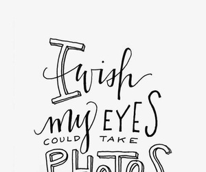 photo, eyes, and quote image