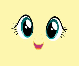 face, MLP, and my little pony image