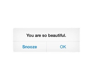 alarm, beautiful, and iphone image