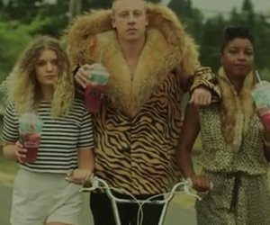 macklemore, thrift shop, and swag image