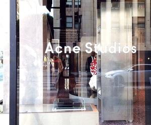 fashion, acne studios, and acne image