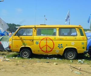 60s, groovy, and hippie image