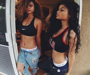 gal, india westbrooks, and swag image