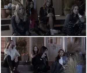 tv show, pretty little liars, and pll image