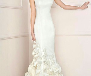 fashion, gown, and style image