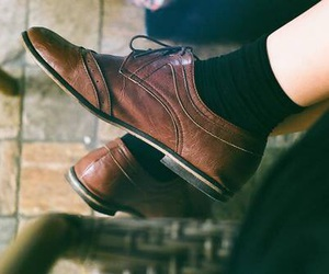 vintage, shoes, and photography image