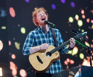 ed sheeran and wembley image