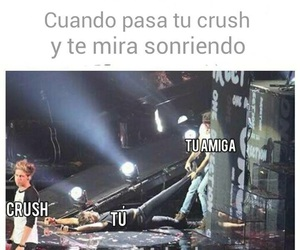 crush, true, and funny image