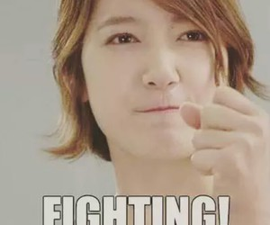 fighting, heartstrings, and cute image